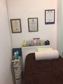 Swedish Massage £40 & 2nd treatment 50% OFF!!!
