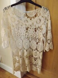 Lace Top Size 10
