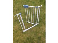 Safety 1st child safety gate in good condition