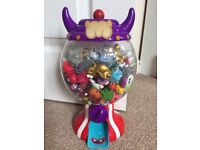 Moshi monster gumball machine filled with moshi