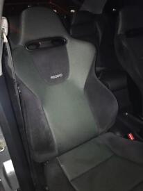 Accord Type R Recaro bucket seats