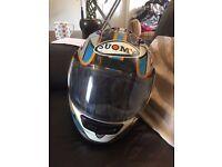 Suomy bike helmet