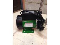 Salamander water pump
