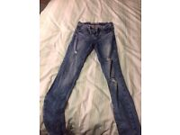 Size 10 New Look Skinny Jeans