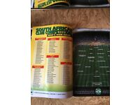 1997 Programme England v South Africa excellent condition
