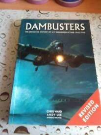dambusters book lots of pics ect