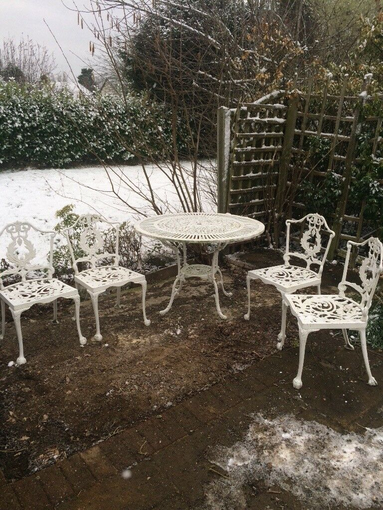 Wrought Iron Garden Furniture | in Orpington, London | Gumtree