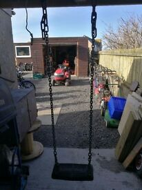 A CHILDS SWING