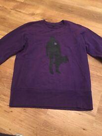 Purple Paul smith jumper