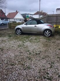 Ford Ka amazing condition 2004 convertible