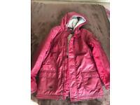 Red jasper conran coat age 13/14