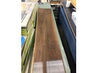 10mm high gloss walnut laminate flooring 20sqms