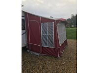 Ventura Cadet Porch Awning - great condition hardly used