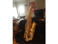 Nuova Alto Saxophone - Nearly New - Excellent Condition