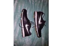 Nike lunar golf shoes size 9 £40