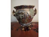 Satsuma style Vase - China - second half 20th century