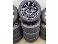 Bmw M3 17'' Alloy Wheels Can Sell Single Can Post Part Exchange Welcome