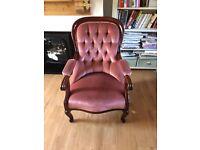 Beautiful Vintage nursing chair armchair