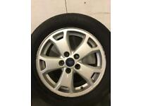 Ford Transit Connect Ltd Alloys & Tyres 16""
