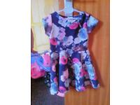 various dresses and play/jump suits, ages 1-2