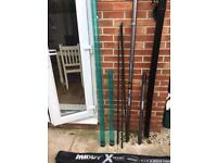 Middy M2 10m Fishing Pole priced to sell