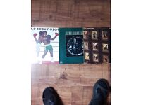 10 RARE GROOVE,BOOGIE,JAZZ FUNK-ALBUMS & 12'S FOR SALE.
