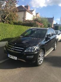 Mercedes ml350 grand edition