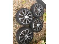18 inch 5x112 R32 Alloys *Cheap*