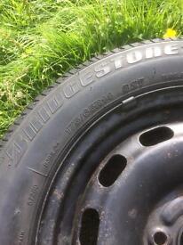 Tyre Bridgestone