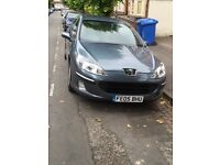 Peugeot 407 low mileage! Very cheap! Bargain!