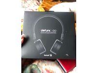 De func wireless Bluetooth headphones