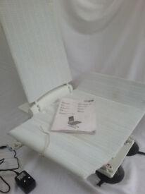 Aquatec Beluga Bath seat - suitable for disability use