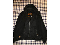 Superdry Retro Vintage Capital Trench Jacket Size M