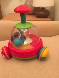 ELC Spinning Ball Toy