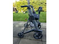 Access active rollator walker