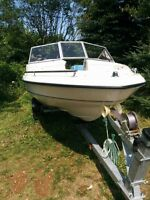 15 foot Prince Craft Stryker