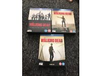 The Walking Dead 1-4