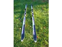 fischer ski's and bindings