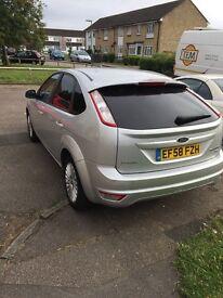 Ford Focus titanium 1.6 tdci dpf 2009