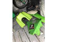 Kawasaki kx 60 clean