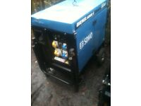 diesel generator sdmo silent 6kva
