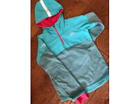 Girls 8yo Kalenji hoodie