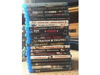 21 Blu Ray movies