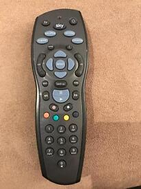 Official terabyte Sky remote control HD