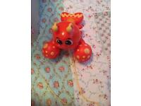 Little tikes toy lobster