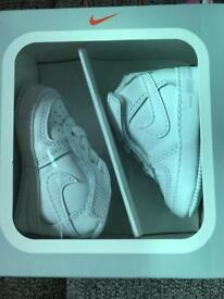 Nike Force 1 Crib Shoes