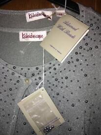 New KALEIDOSCOP Top and Cardigan 16