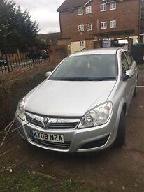 Vauxhall Astra 1.3 CDTI 90BHP MOT- March 2017