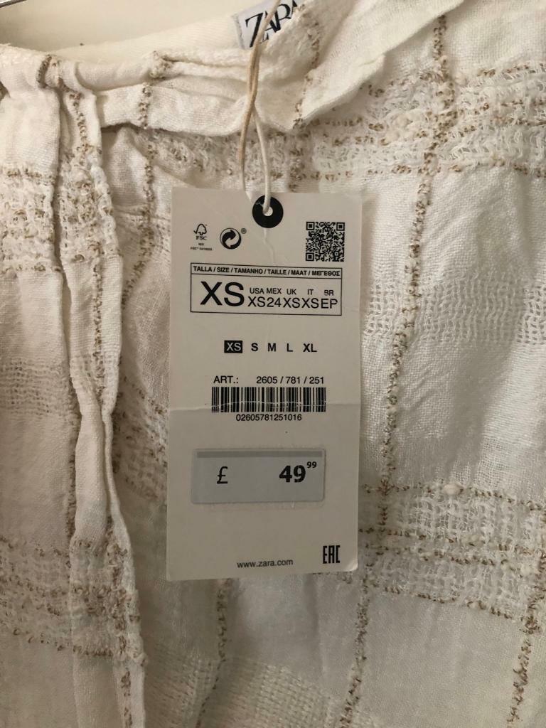 87c7d1d4e61762 ZARA brand new never been worn excellent condition wrap skirt | in ...