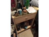 Bedside Table £3!! London CATFORD